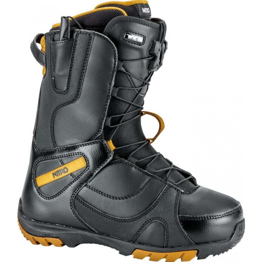 Boots Nitro Cuda TLS Black