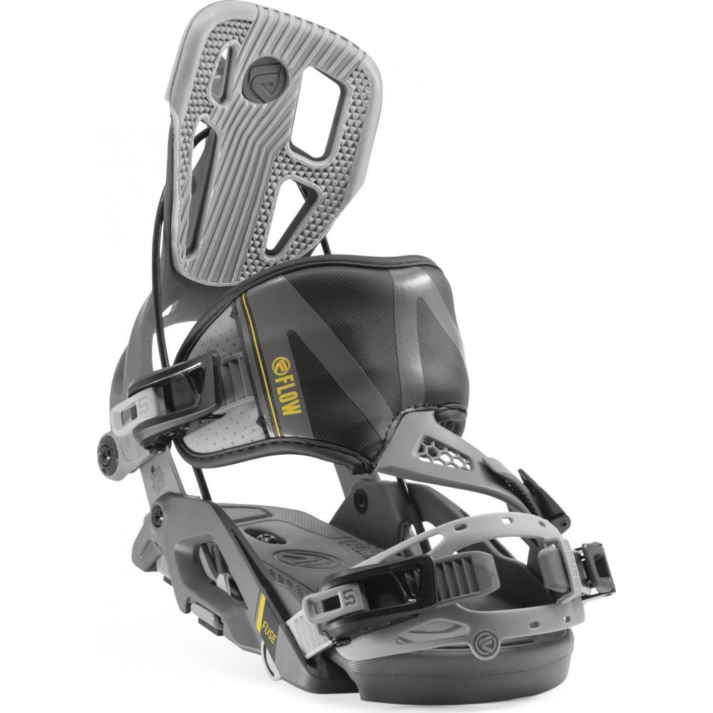 Legaturi Snowboard Flow Fuse Hybrid Slate