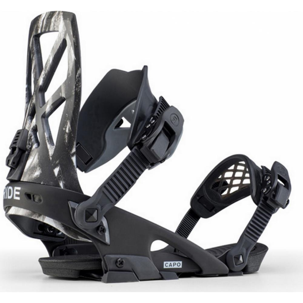 Legaturi Snowboard Ride Capo Black 2020