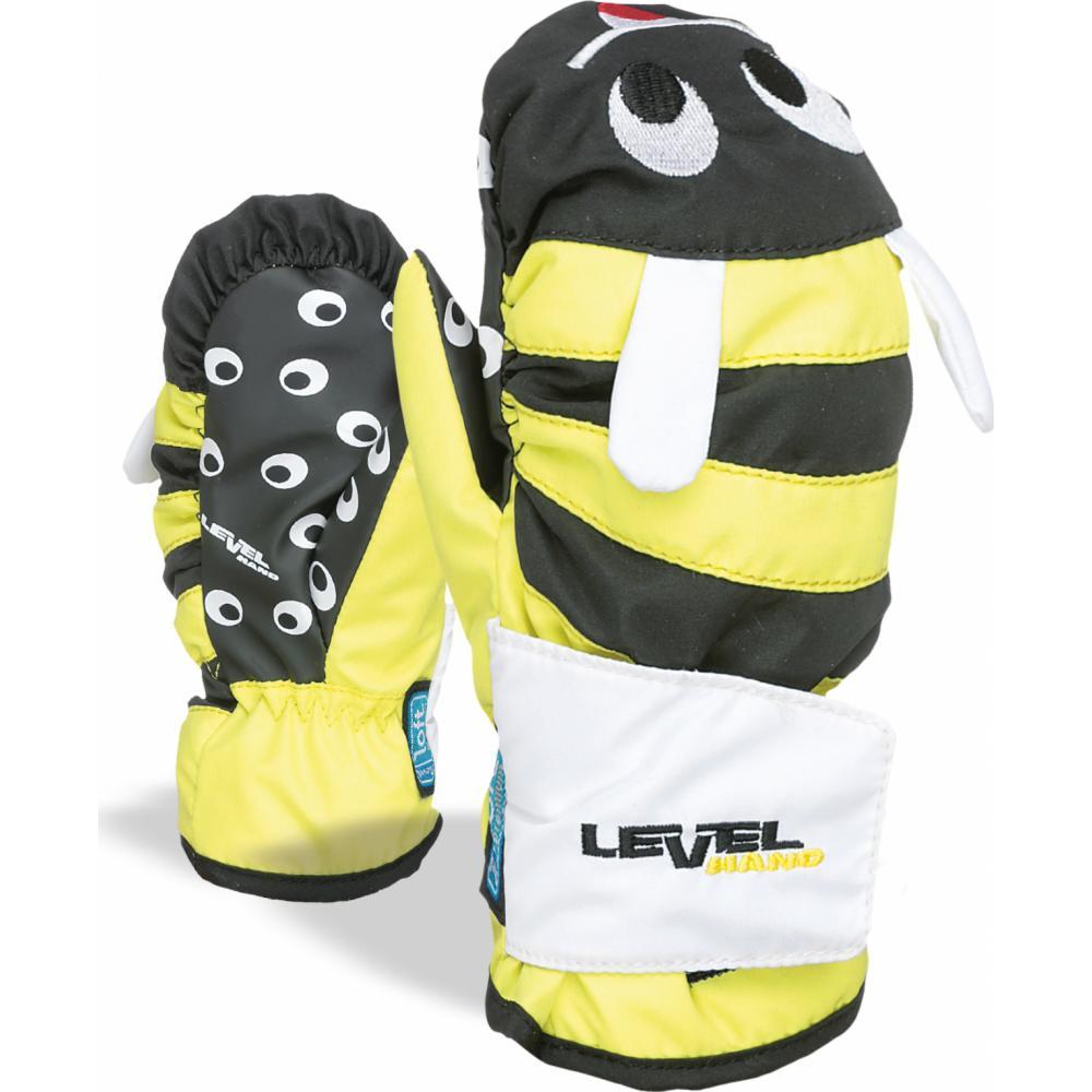 Manusi Level Jr Animal Yellow