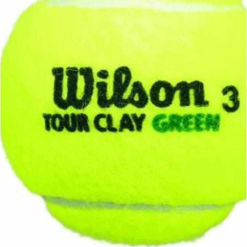 Mingi Wilson Tour Clay 3 buc.