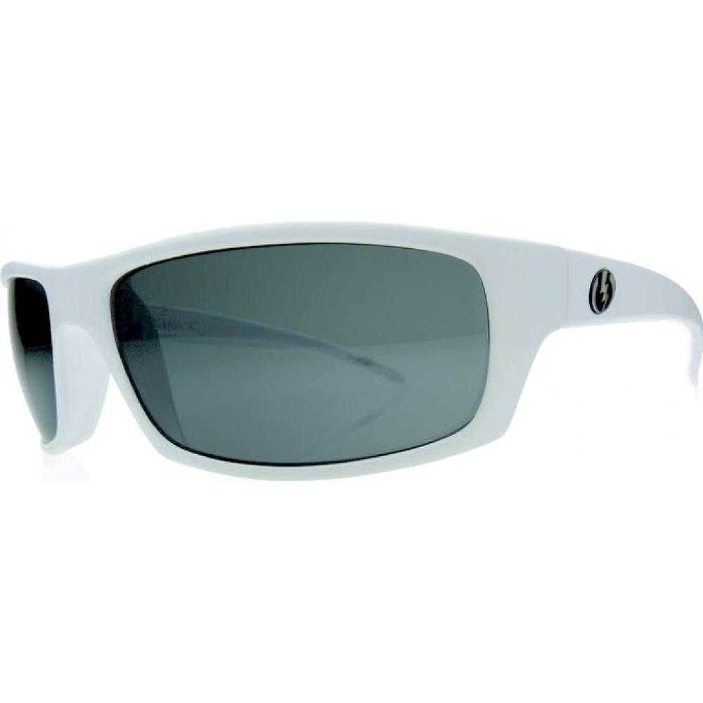Ochelari Soare ELECTRIC Technician Gloss White Grey Poly Polar