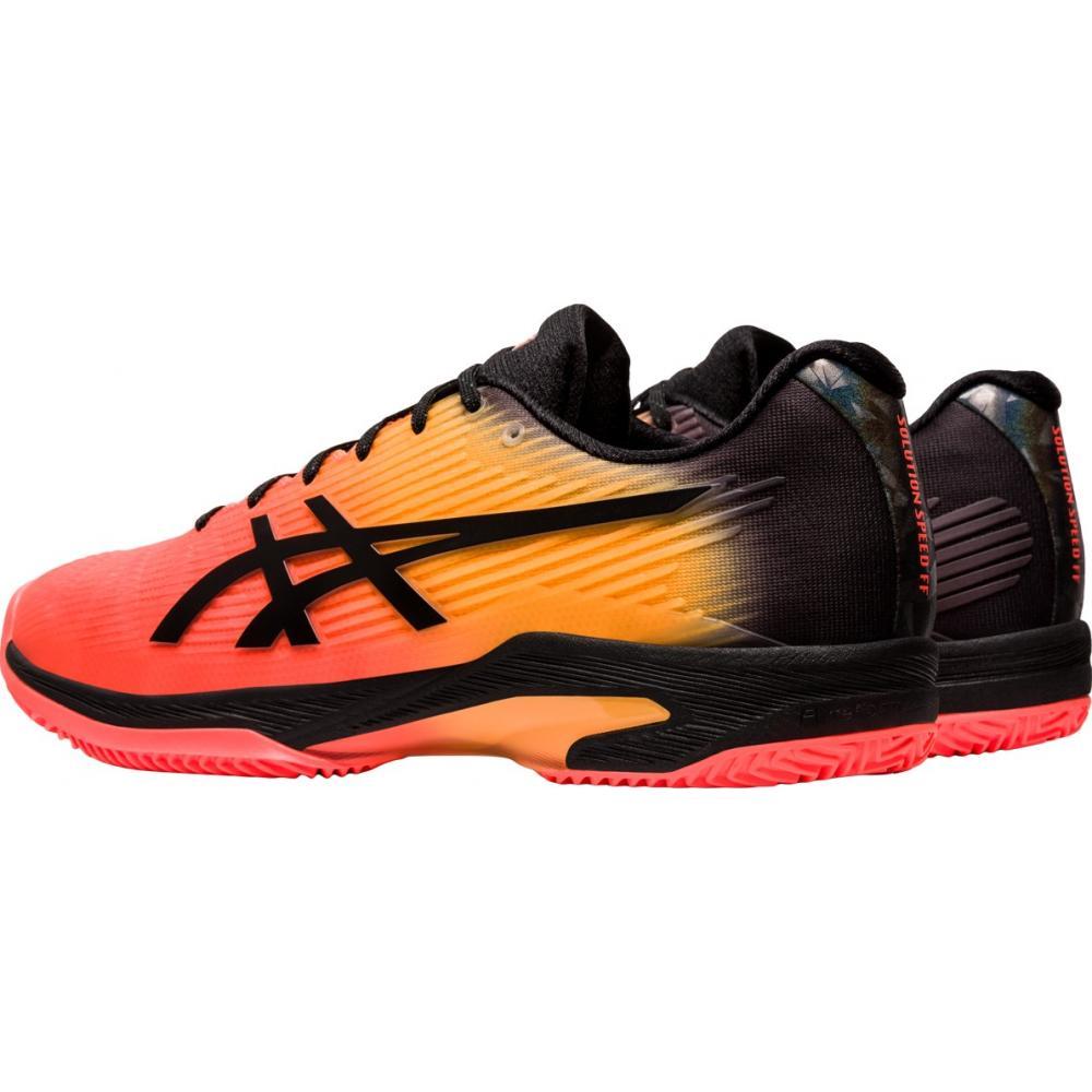 Pantofi Asics SOLUTION SPEED FF CLAY orange