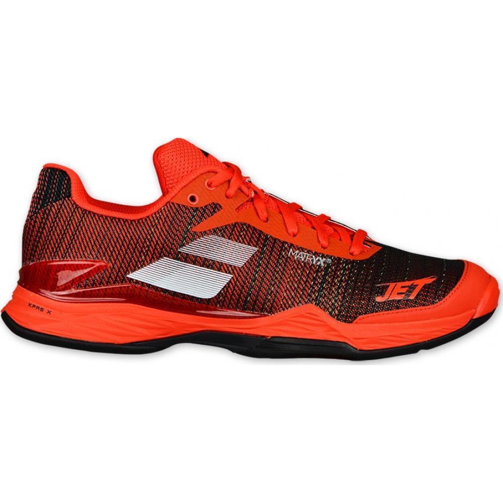 Pantofi Babolat Jet Mach II M Clay Orange