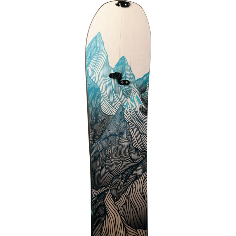 Placa splitboard Jones Solution W