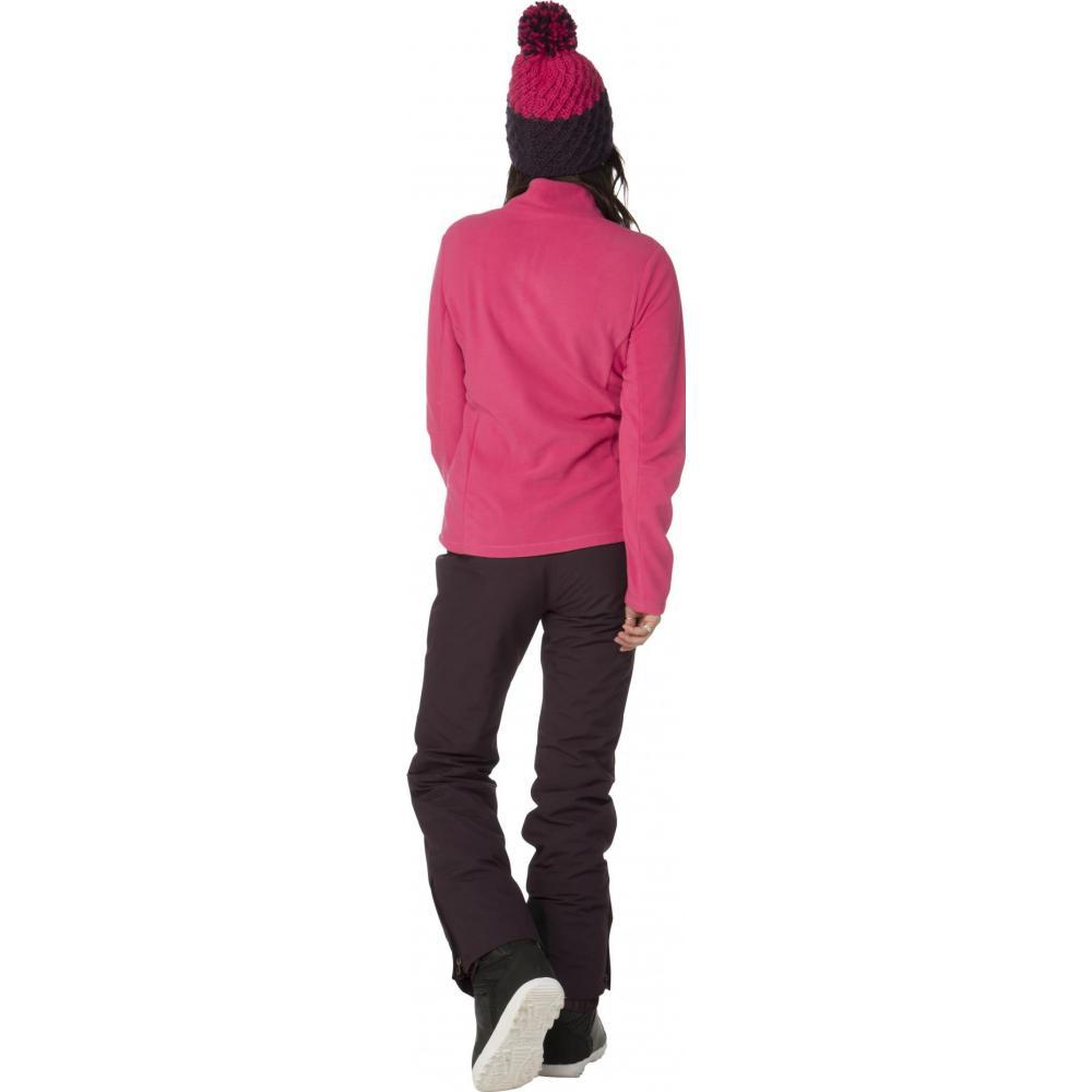 Protest Mutey 1/4 Zip Top Pink