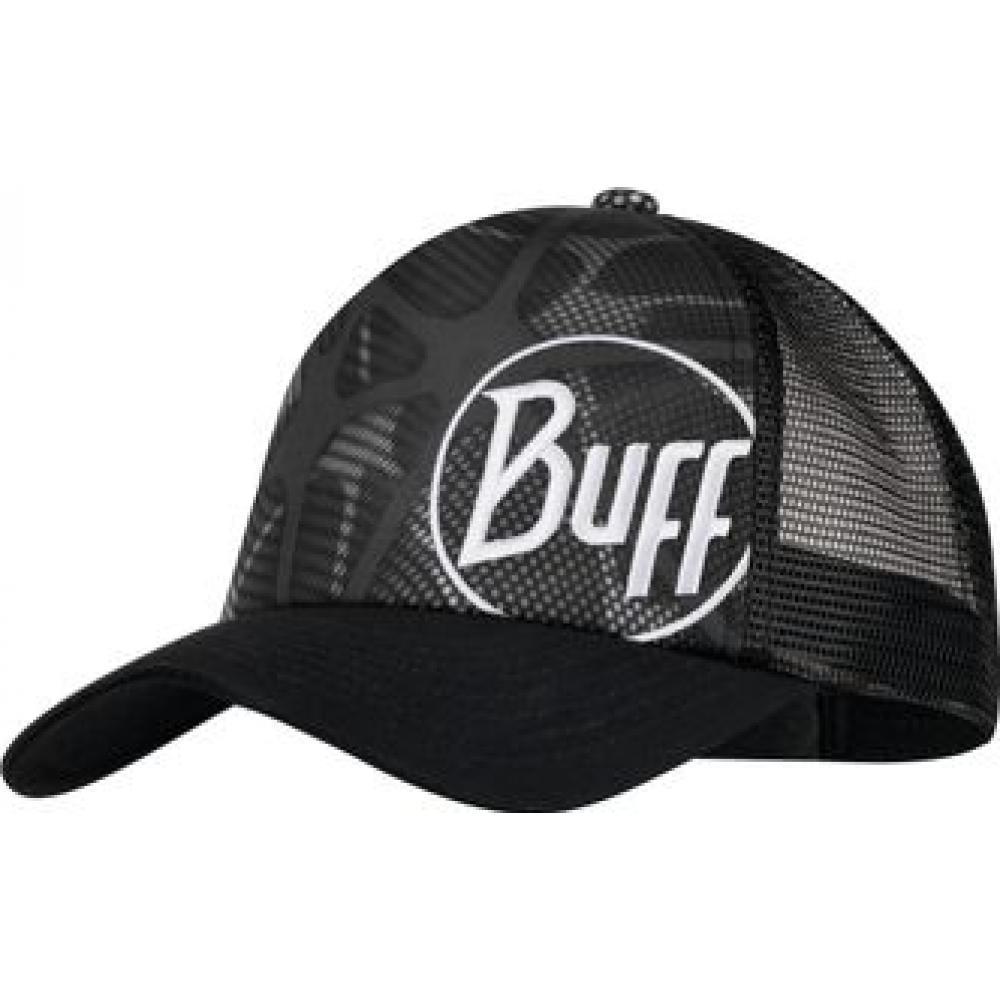 Sapca alergare BUFF TRUCKER CAP APE-X BLACK