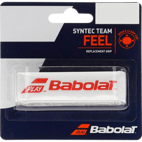 BABOLAT GRIP SYNTEC TEAM WH RED