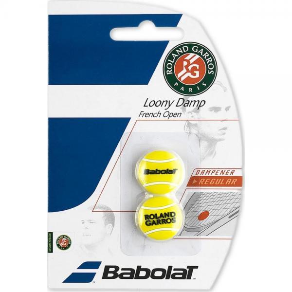 Babolat Loony Damp Roland Garros x2 Yellow