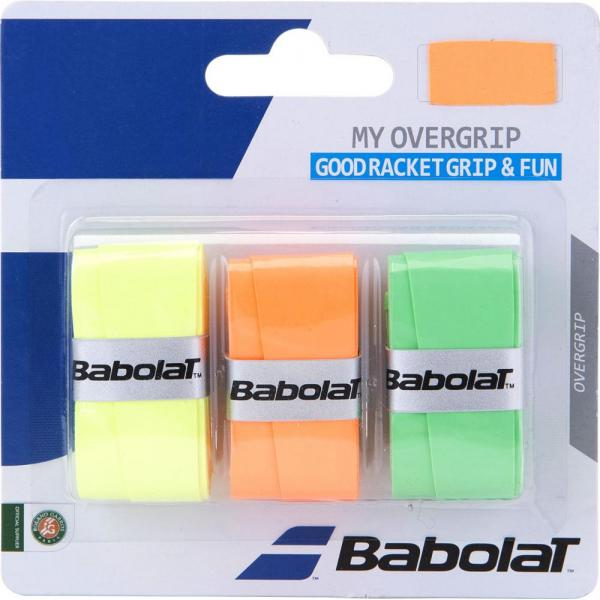 Babolat My Overgrip x3 Fluo