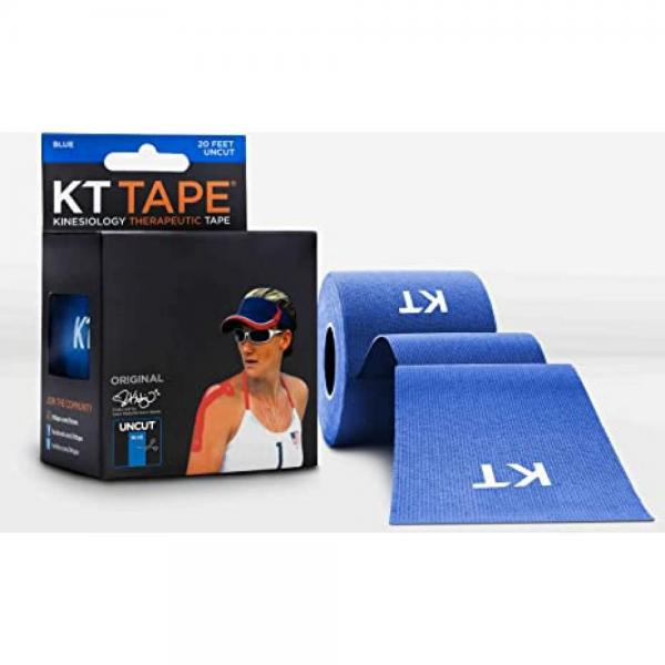 Benzi KT Tape Cotton Uncut Blue