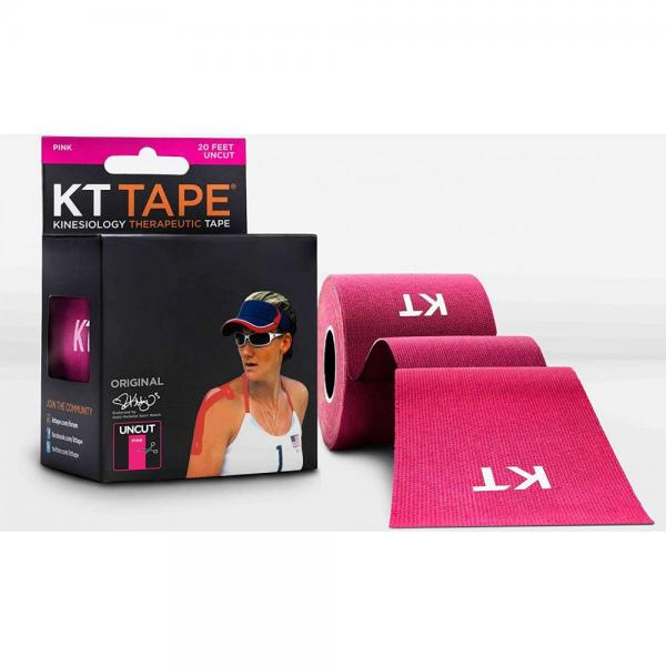 Benzi KT Tape Cotton Uncut Pink