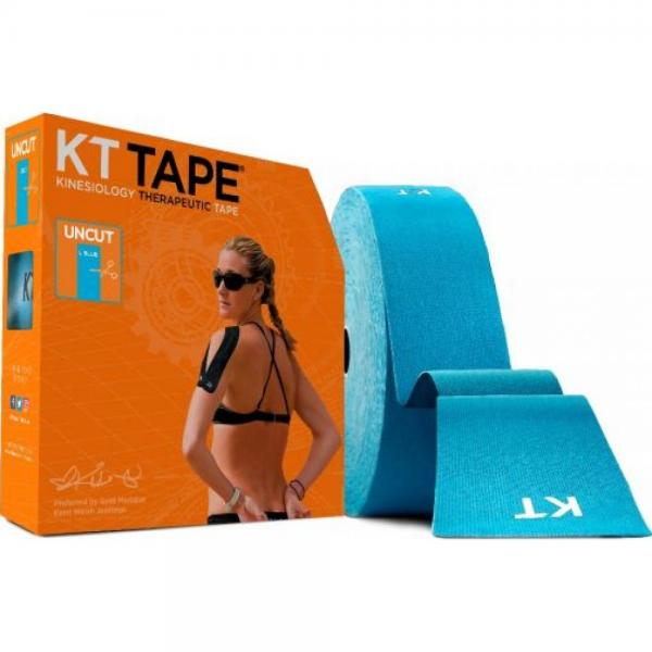 BENZI KT TAPE PRO SYNTHETIC JUMBO UNCUT LASER BLUE
