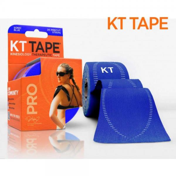 Benzi Kt Tape Pro Synthetic Precut Blue