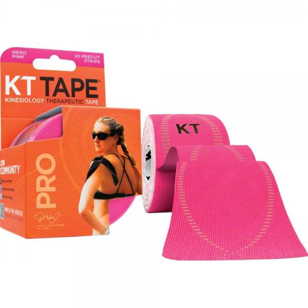 Benzi Kt Tape Pro Synthetic Precut Pink