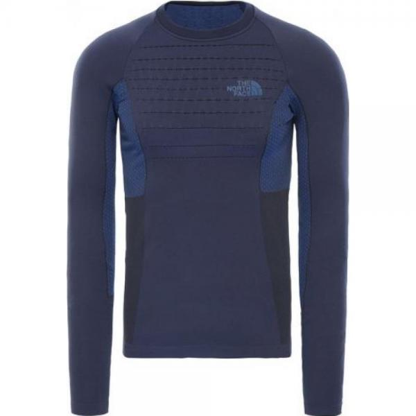 Bluza De Corp The North Face M Sport Crew Neck Blue Navy