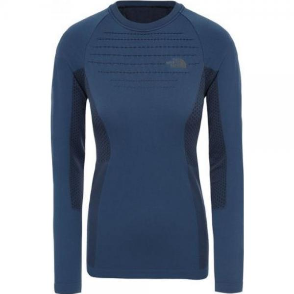 Bluza De Corp The North Face W Sport Crew Neck Blue Navy