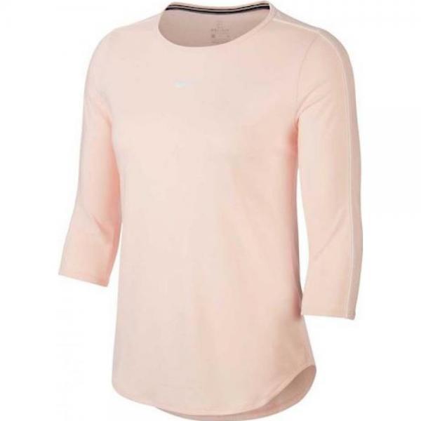 Bluza Nike Court W Top 3QT Sleeve