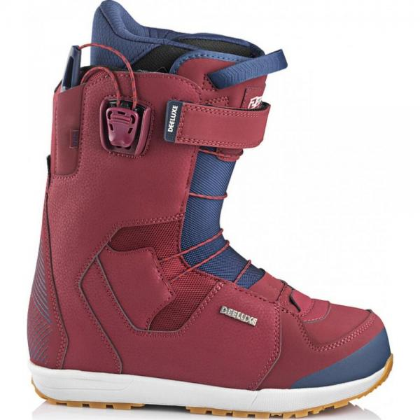 Boots Deeluxe Deemon TF Burgundy