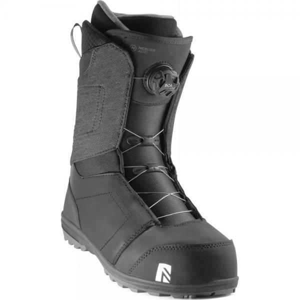 Boots Snowboard Nidecker Aero Boa Coiler Black