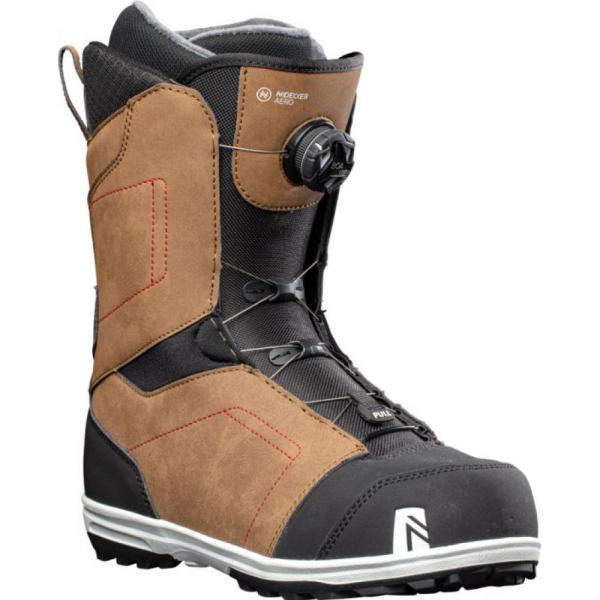 Boots snowboard Nidecker Aero Brown