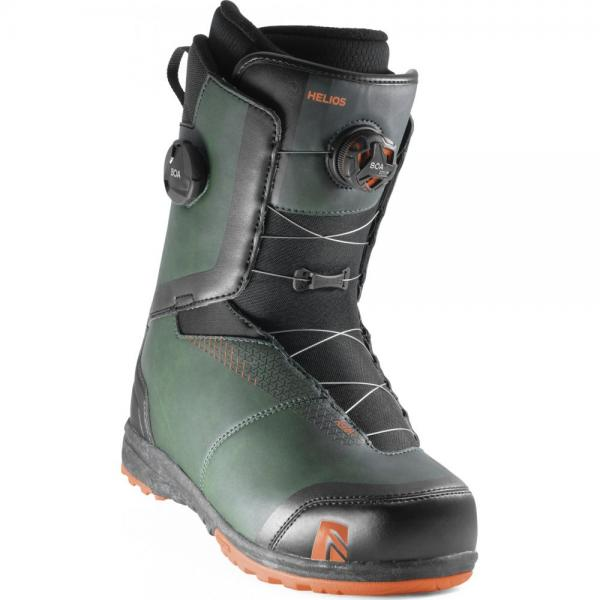 Boots Snowboard Nidecker Helios Focus Boa Forest