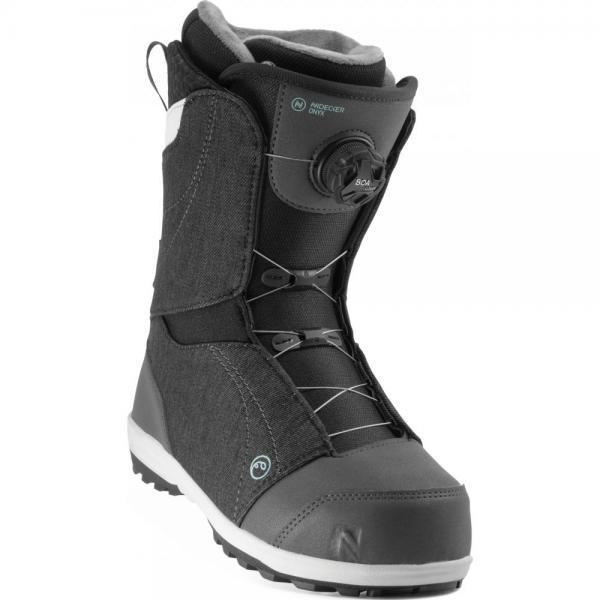 Boots Snowboard Nidecker Onyx Coiler Slate