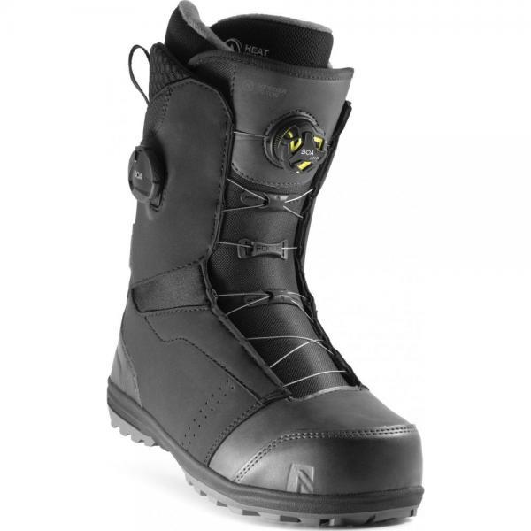 Boots Snowboard Nidecker Triton Boa Focus Black