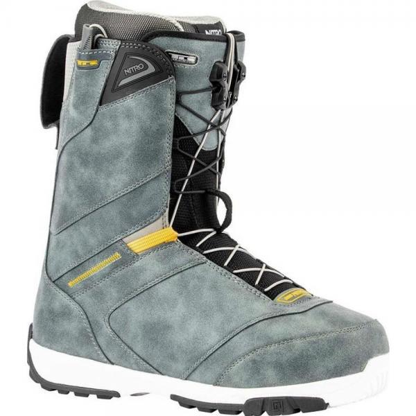 Boots Snowboard Nitro Anthem TLS Charcoal
