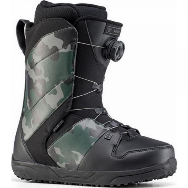 Boots Snowboard Ride Anthem Camo 2020