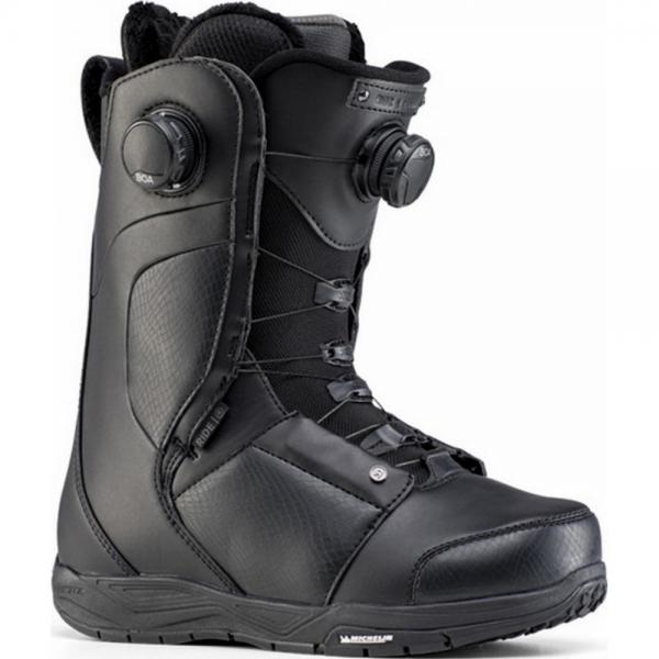Boots Snowboard Ride Cadence Black 2020