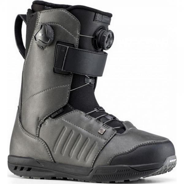 Boots Snowboard Ride Deadbolt Grey 2020