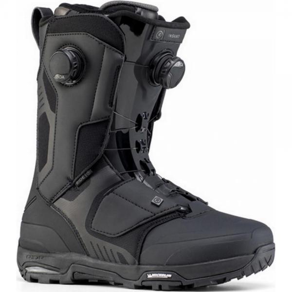 Boots Snowboard Ride Insano Black 2020