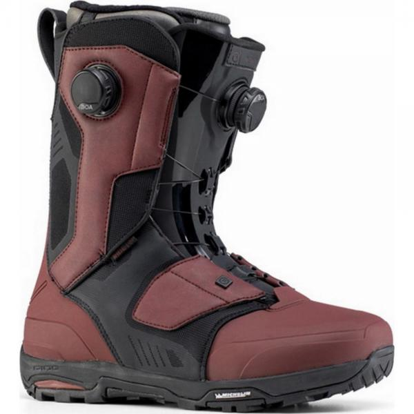 Boots Snowboard Ride Insano Currant 2020
