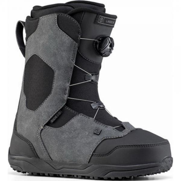 Boots Snowboard Ride Lasso Jr Black 2020