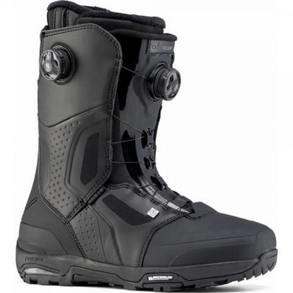 Boots Snowboard Ride Trident Black 2020