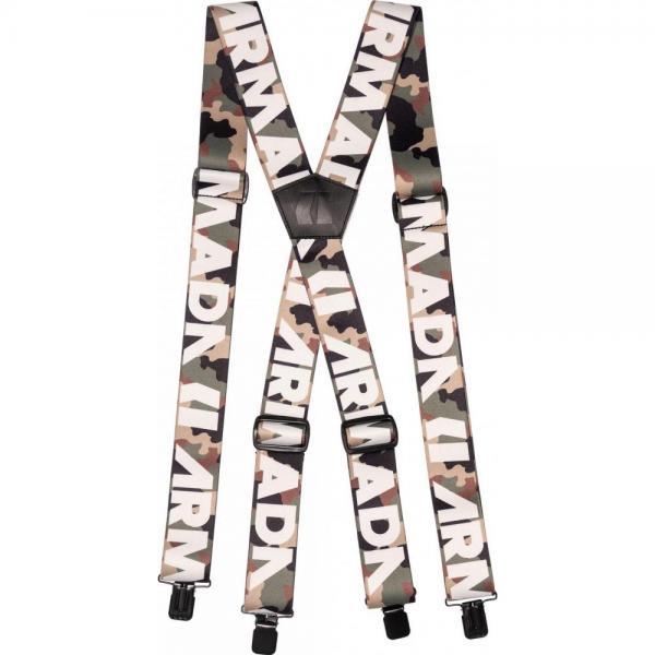 Bretele Armada Stage Suspenders Camo