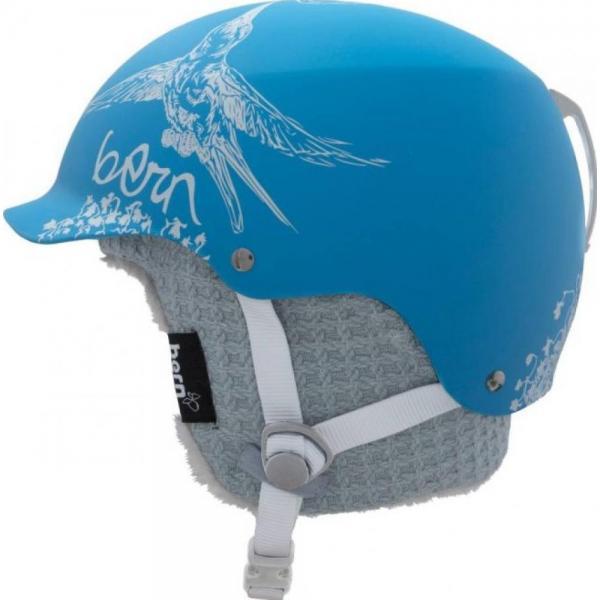 Casca Bern Muse Matte Blue Artist Series