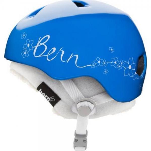 Casca Bern Nina Gloss Blue