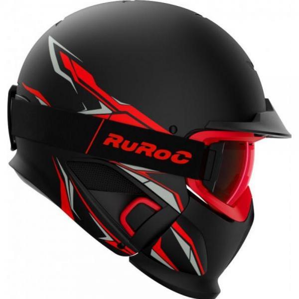 Casca Ruroc RG1-DX CHAOS INFERNO