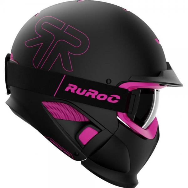 Casca Ruroc RG1-DX Phanter