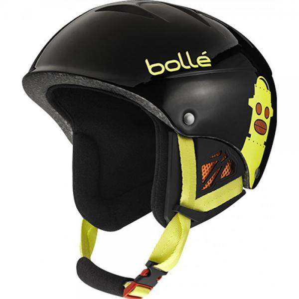 Casca ski Bolle B-Kid Black Robot