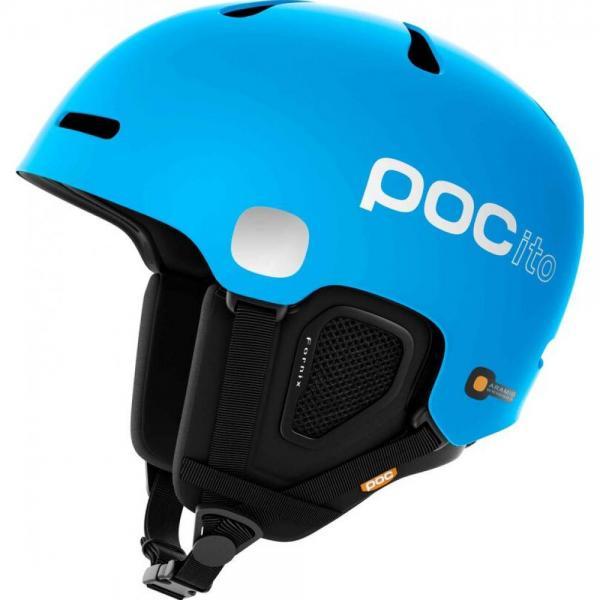 Casca ski si snowboard Poc POCito Fornix Fluorescent Blue
