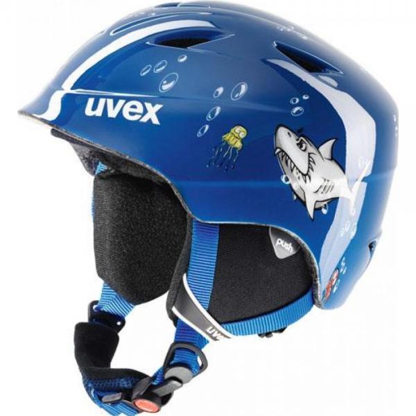 Casca Uvex Airwing 2 Pro Jr Dark Blue