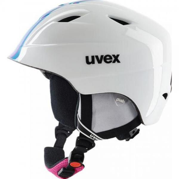 Casca Uvex Airwing 2 Race Jr White