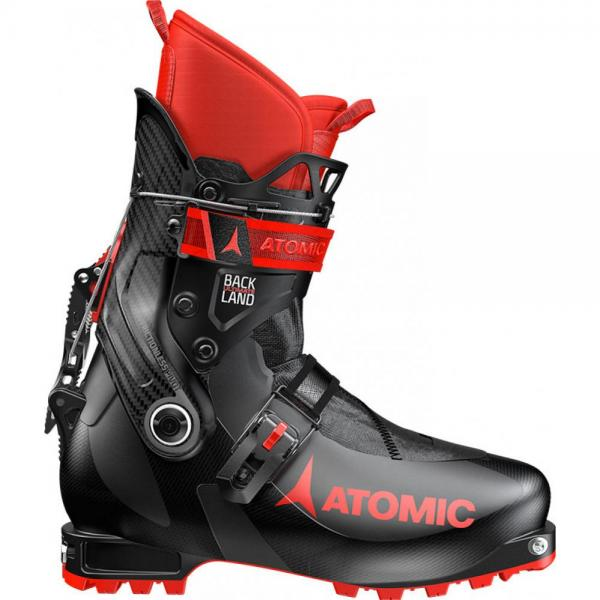 Clapari Atomic Backland Ultimate Black/Red
