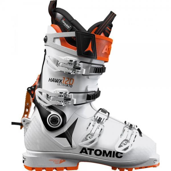 Clapari Atomic Hawx Ultra XTD 120 White/Black/Orange