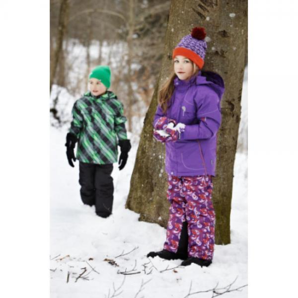 Costum ski Color Kids Jabiru pansy