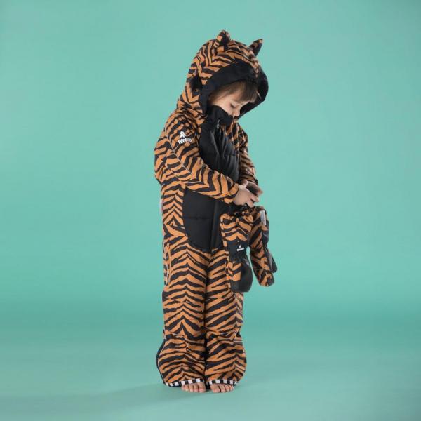 Costum WeeDo Tiger
