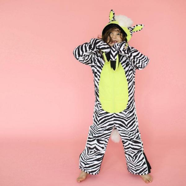 Costum WeeDo Zebra